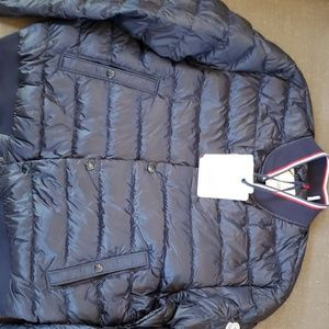 NEW Moncler blue jacket